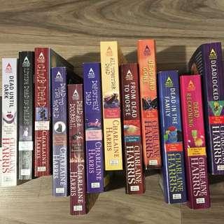 True Blood Novels