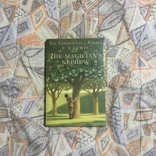 Chronicles Of Narnia: The Magician's Nephew