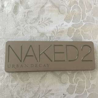 Naked 2 Palette Urban Decay (authentic)