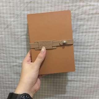 (RESERVED) Vintage Journal