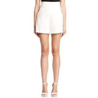 Scanlan Theodore Linen Shorts