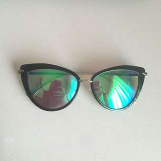 Blue/green Lens Sunglasses
