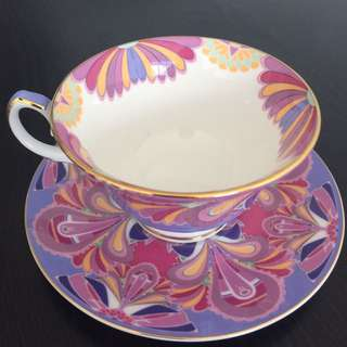 Brand New T2 Cup And Saucer