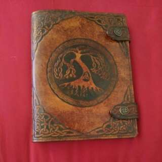 """Real Leather """"Viking"""" Journal"""