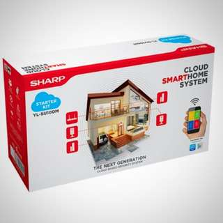 Sharp Cloud Smarthome System (Security System)