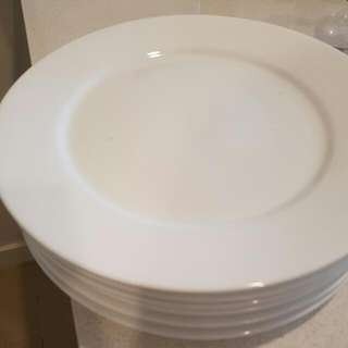 Six Free Plates