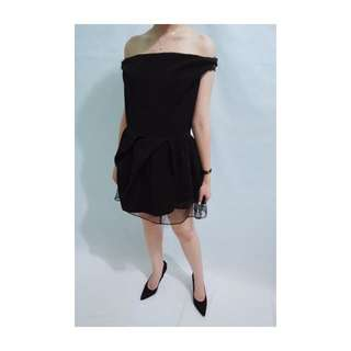 Dress Hitam