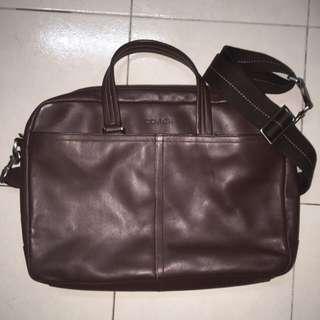 Coach's Men Office Bag