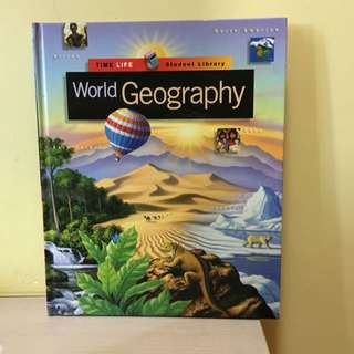 Time-life Student Library: World Geography