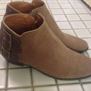 Rubi Shoes Brown Boots