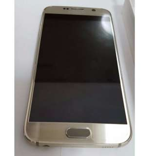 Samsung S6 32GB Platinum Gold (reserved)