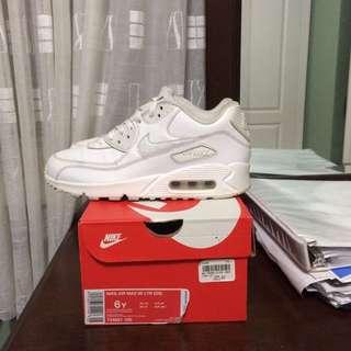 Nike Air max 90's All White