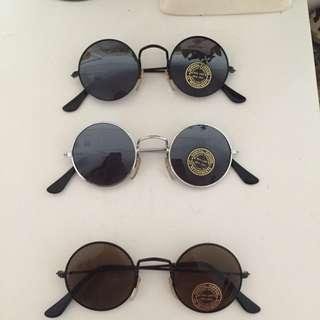 John Lennon Style Sunglasses