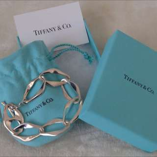 Tiffany and co. chain bracelet
