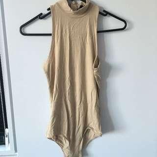 Bardot Bodysuit (NUDE)