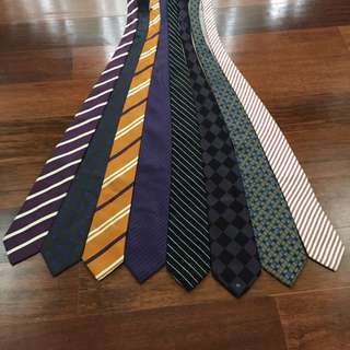 Assorted Neck Ties From Many Brands [AUTHENTIC]