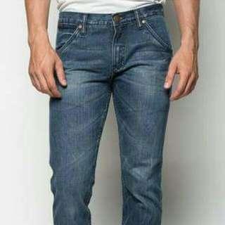 (Original) Wrangler Spencer Indigo Creek Jeans