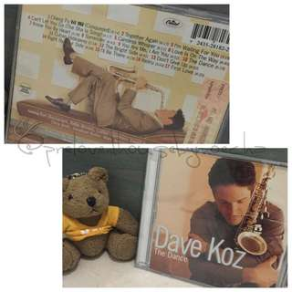CD Dave Koz (Original)
