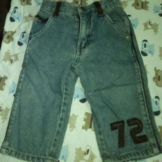 Branded Baby Boy Denim Pants