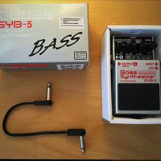 Boss Bass Synth