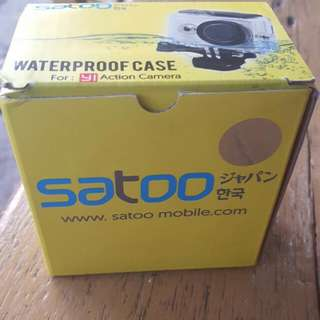 Waterproff Case Yi Cam (Housing Yi Cam)
