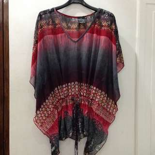 Solo Sheer Cover Up