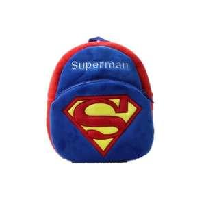 Superman toddler backpack