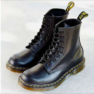 Doc Martens Size 7 Used