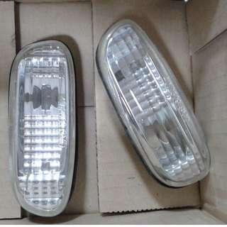 SUBARU GC8 FENDER LAMPS
