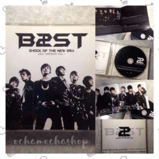 B2ST Beast Shock of the New Era Album