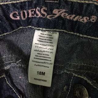 🎉REPRICED🎉 Genuine Guess Jeans