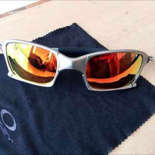 oakley xsquared full metal