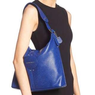 Authentic Longchamp Quadri Hobo Bag