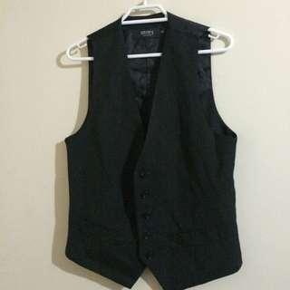 Black Vest SIZE 34