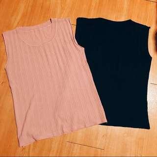 全新✨針織上衣✨(黑)