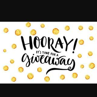 let's shopping girls.. suprise giveaway for you all 💃🏽