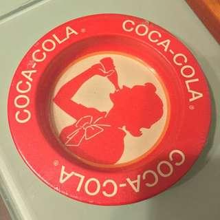 可口可樂懷舊金屬碟 Coca Cola Classic Metal Plate
