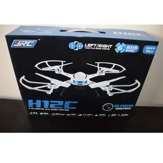 JJRC H12C Headless Mode Quadcopter Drone with 5 MP HD Camera