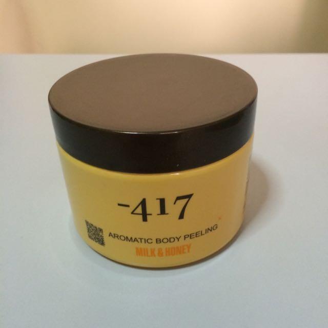 -417 Aromatic Body Peeling