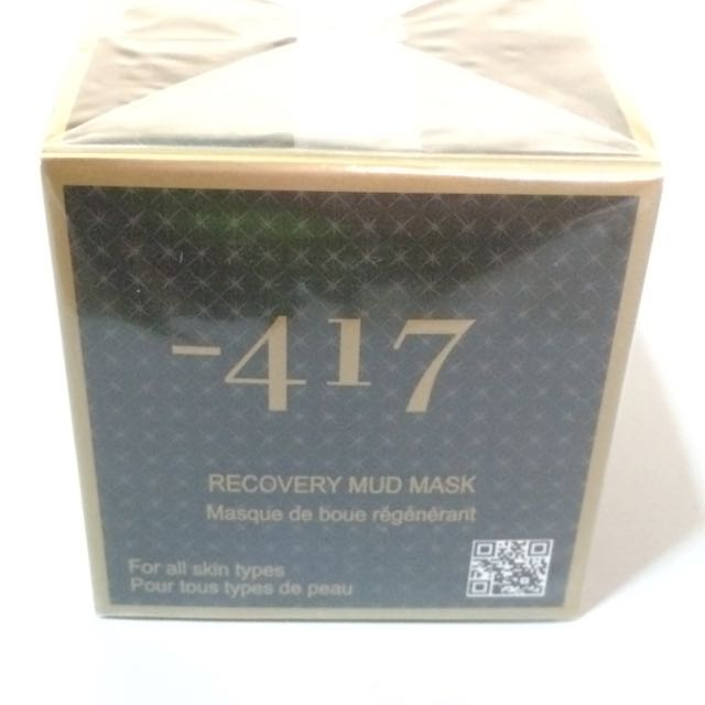 -417 Recovery Mud Mask