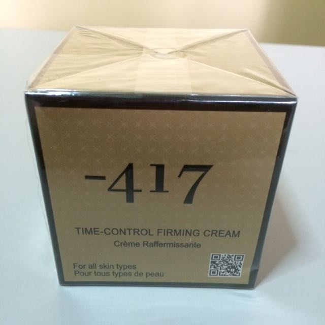 -417 Time Control Firming Cream