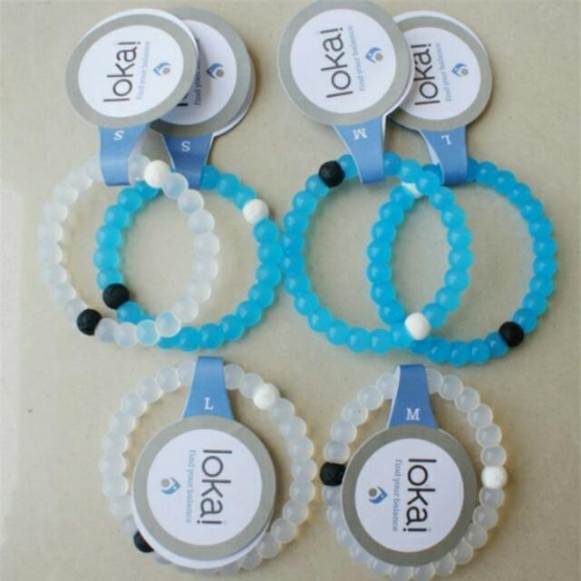 6 Lokai Bracelets