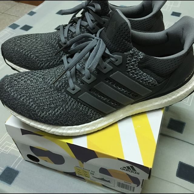 Adidas Ultra Boost Ltd 迷幻灰