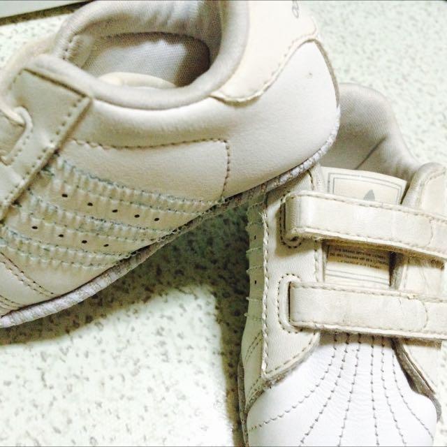 Authentic adidas infant shoes