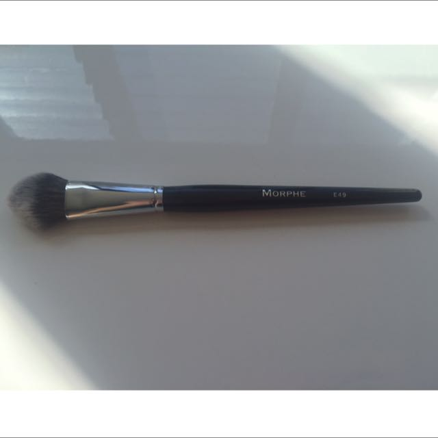 Authentic*Discontinued Morphe Brush Elite 1 Collection  E49 Fault Pointed Powder Brush