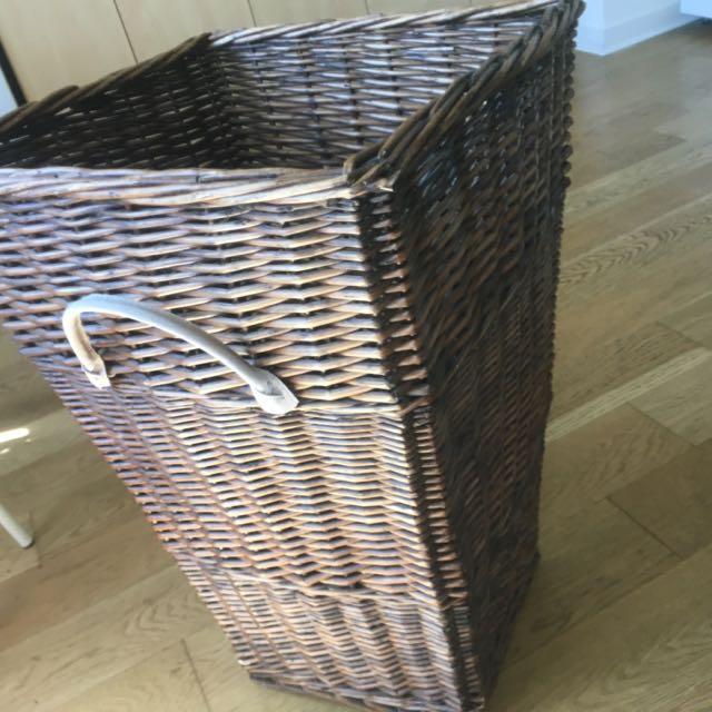 Basket (laundry Or Storage)