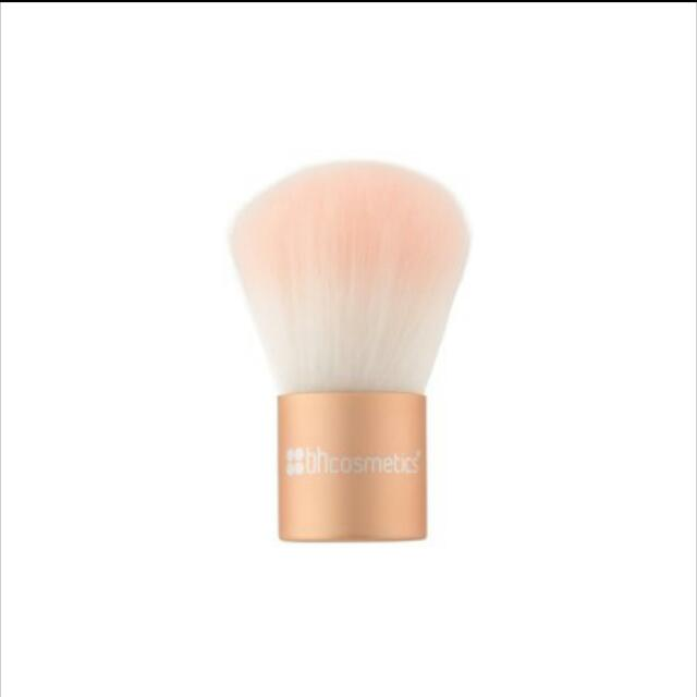 BH COSMETICS - Brush 36- MINI PINK KABUKI BRUSH (NEW!!)