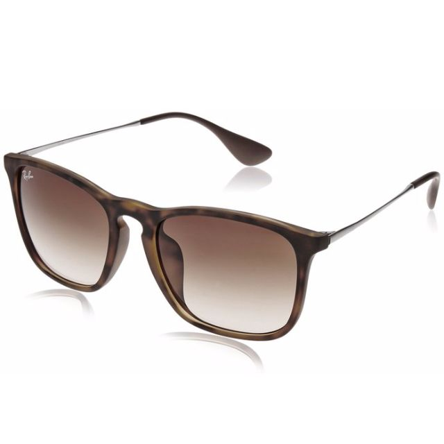 ad8a17bc69 BNIB Authentic Rayban Chris Tortoise Shell Sunglasses Shades (Brown ...