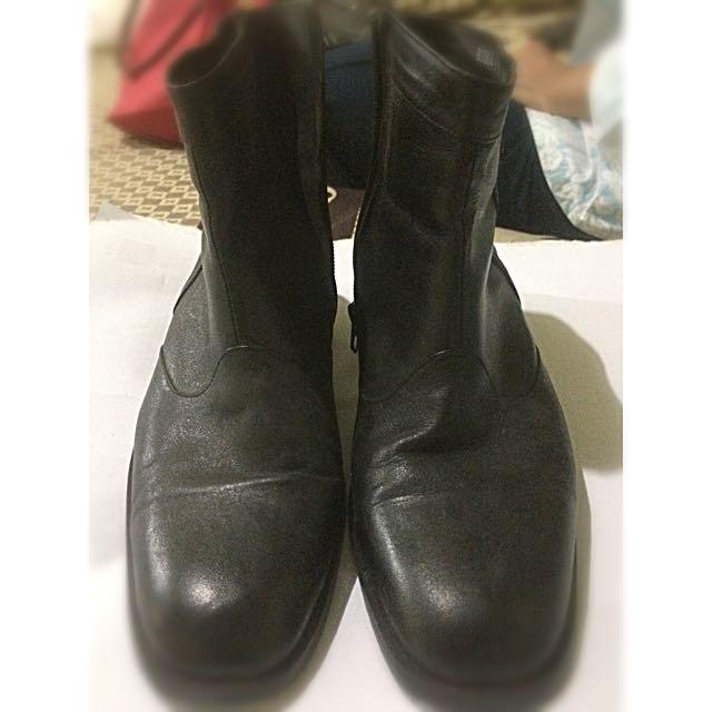 Boots Bally Asli Original
