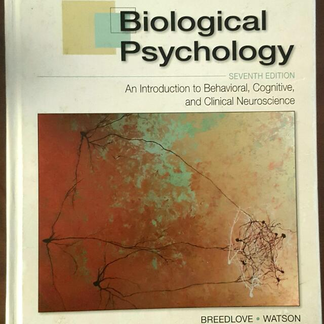 Breedlove & Watson's Biological Psychology Textbook